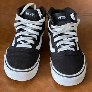 Vans Ward high-top sneaker